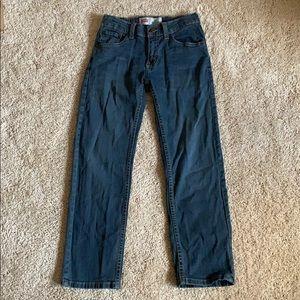 Boys Levi's 505 jeans